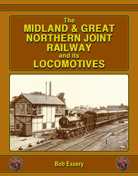 The Midland & Great Northern Joint Railway and its Locomotives