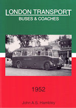 London Transport Buses & Coaches 1952