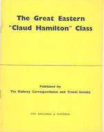 The Great Eastern ' Claud Hamilton ' Class