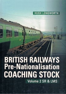 British Railways Pre-Nationalisation Coaching Stock