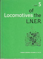 Locomotives of the L.N.E.R. Part 5-Tender Engines-Classes J1 to J37