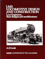 LMS Locomotive Design and Construction