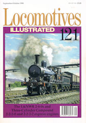 Locomotives Illustrated No 121