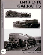 Historical Locomotive Monographs No. 1-LMS & LNER Garratts