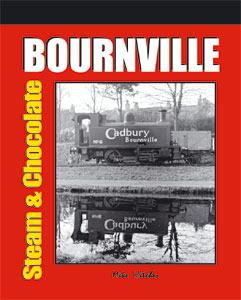 Bournville-Steam and Chocolate