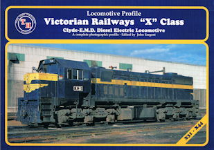 Locomotive Profile: Victorian Railways X Class