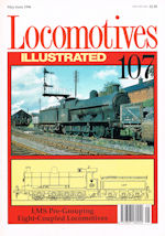 Locomotives Illustrated No 107