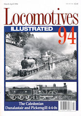 Locomotives Illustrated No 94