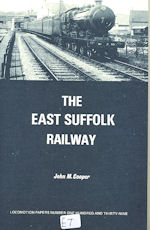 The East Suffolk Railway