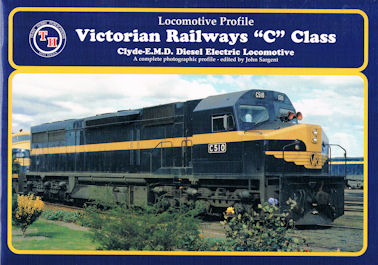 Locomotive Profile: Victorian Railways C Class