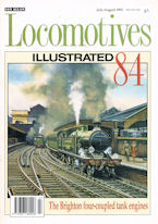 Locomotives Illustrated No 84