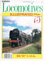 Locomotives Illustrated No 75