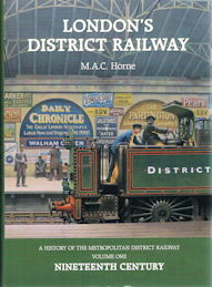 London's District Railway