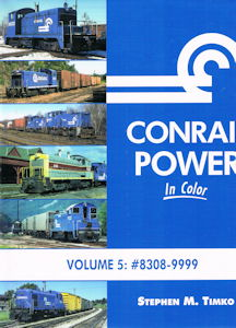 Conrail Power in Color