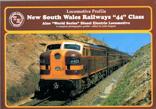 Locomotive Profile: New South Wales Railways 44 Class