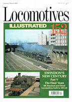 Locomotives Illustrated No 152