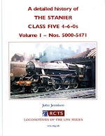 A Detailed History of the Stanier Class Five 4-6-0s