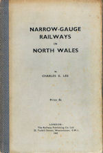 Narrow-Gauge Railways in North Wales