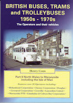 British Buses, Trams and Trolleybuses 1950-1970s