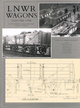 LNWR Wagons Volume One