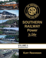 Southern Railway Power In Color Volume 2: Roadswitchers
