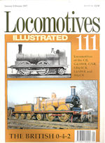 Locomotives Illustrated No 111