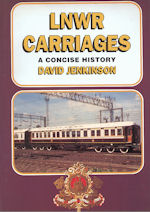 LNWR Carriages