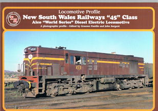 Locomotive Profile: New South Wales Railways