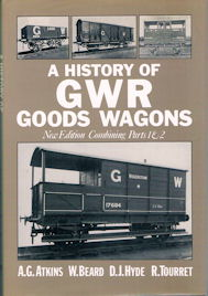 A History of GWR Goods Wagons