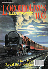 Locomotives Illustrated No 103