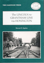 The Lincoln to Grantham Line via Honington