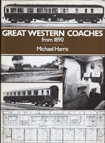 Great Western Coaches from 1890