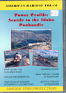 American Railway: Vol 10 - ' Seattle to the Idaho Panhandle'