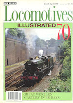 Locomotives Illustrated No 70