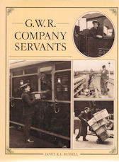 G. W. R. Company Servants