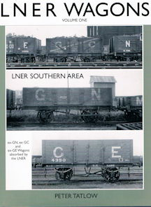 LNER Wagons Volume One