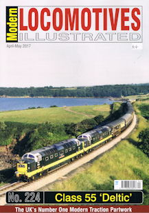 Modern Locomotives Illustrated No 224