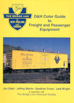 D&H Color Guide to Freight and Passenger Equipment