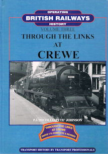 British Railways Operating History Volume Three