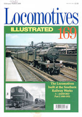 Locomotives Illustrated No 169