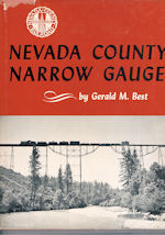 Nevada County Narrow Gauge