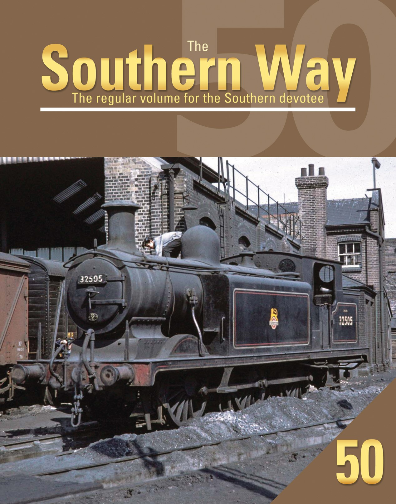 The Southern Way Issue No 50