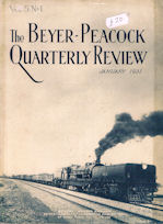 The Beyer-Peacock Quarterly Review