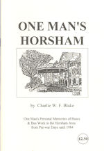 One Man's Horsham
