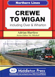 Crewe to Wigan