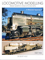 Locomotive Modelling from Scratch and Etched Kits