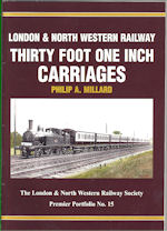 L&NWR Thirty Foot One Inch Carriages