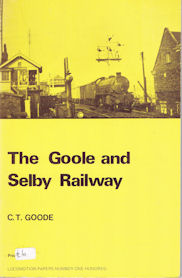 The Goole and Selby Railway