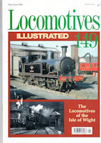 Locomotives Illustrated No 149