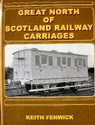 Great North of Scotland Railway Carriages